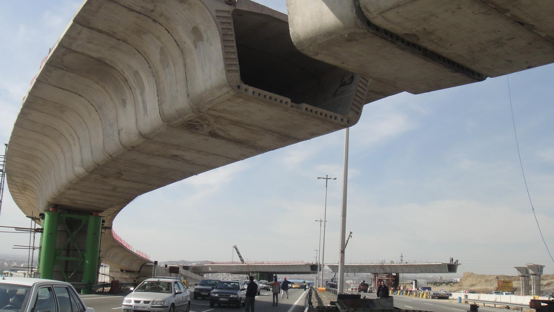 پل حکیم-کاروانسرای سنگی 2