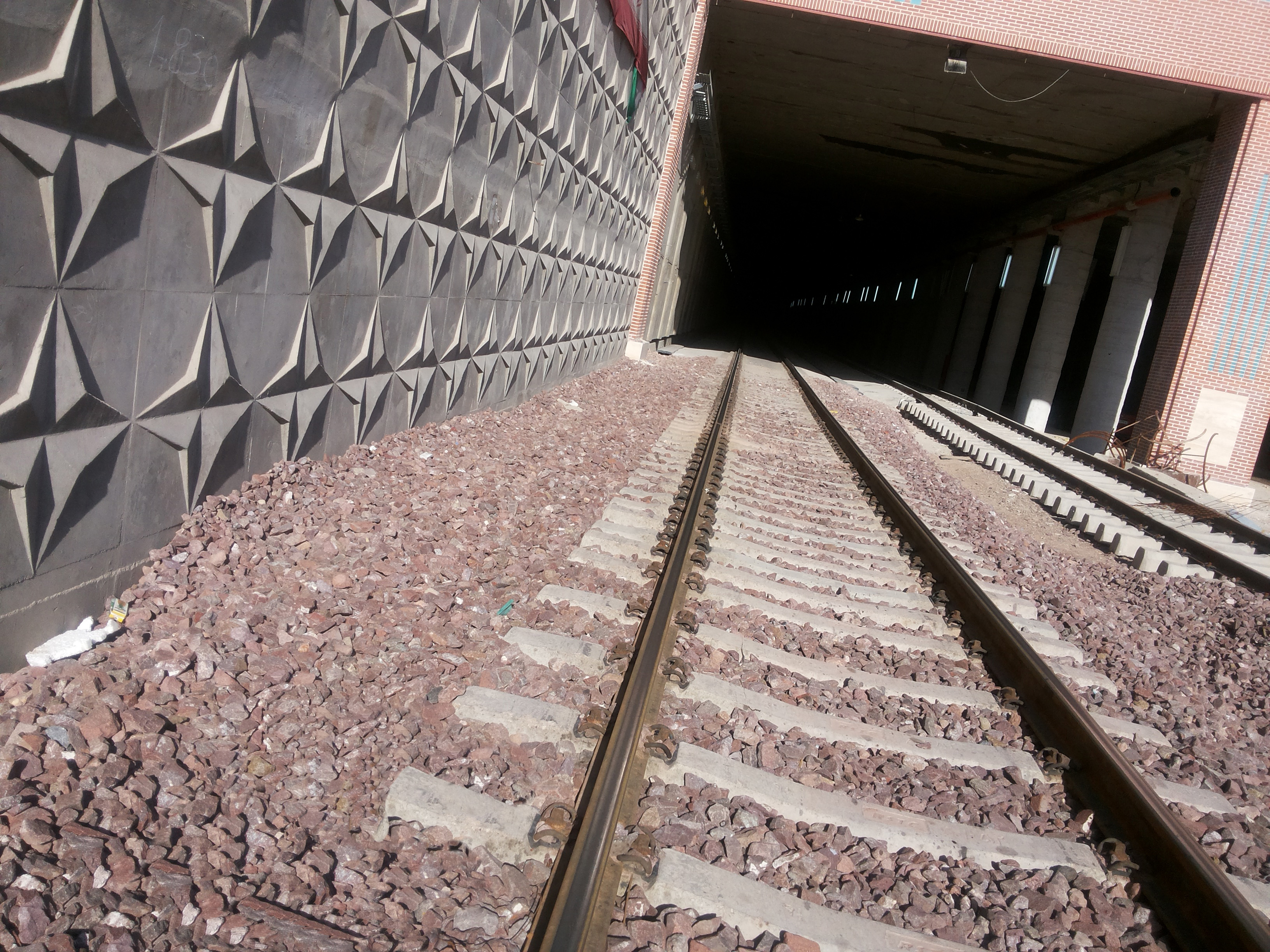 پروژه راه آهن تهران-تبریز