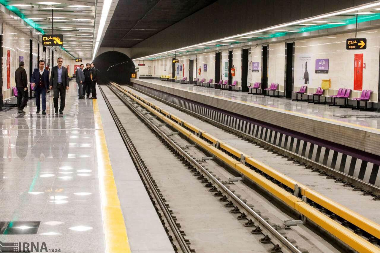 خط 6 مترو تهران