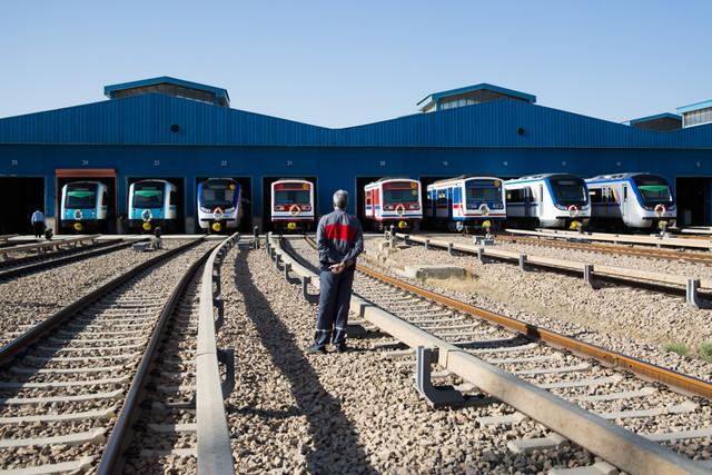 نیمه جنوبی قطعه شمالی خط 6 مترو تهران